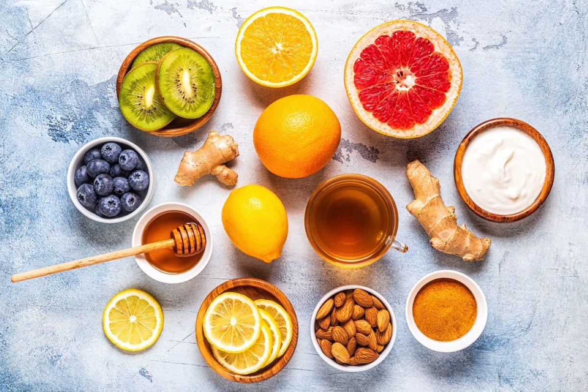 Conheça 5 alimentos que fortalecem seu sistema imunológico