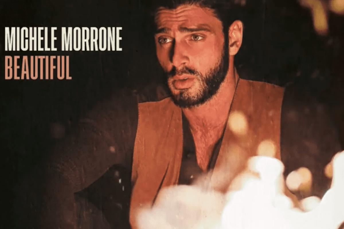 Michele Morrone lança 'Beautiful' e explica temática da música