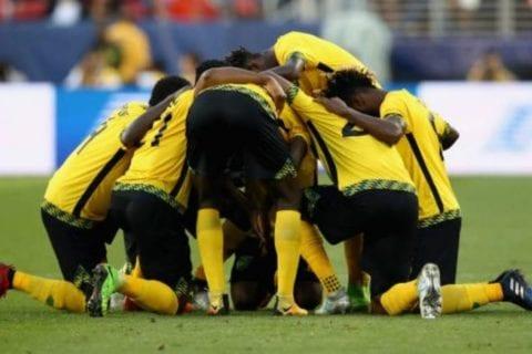 seleção jamaicana