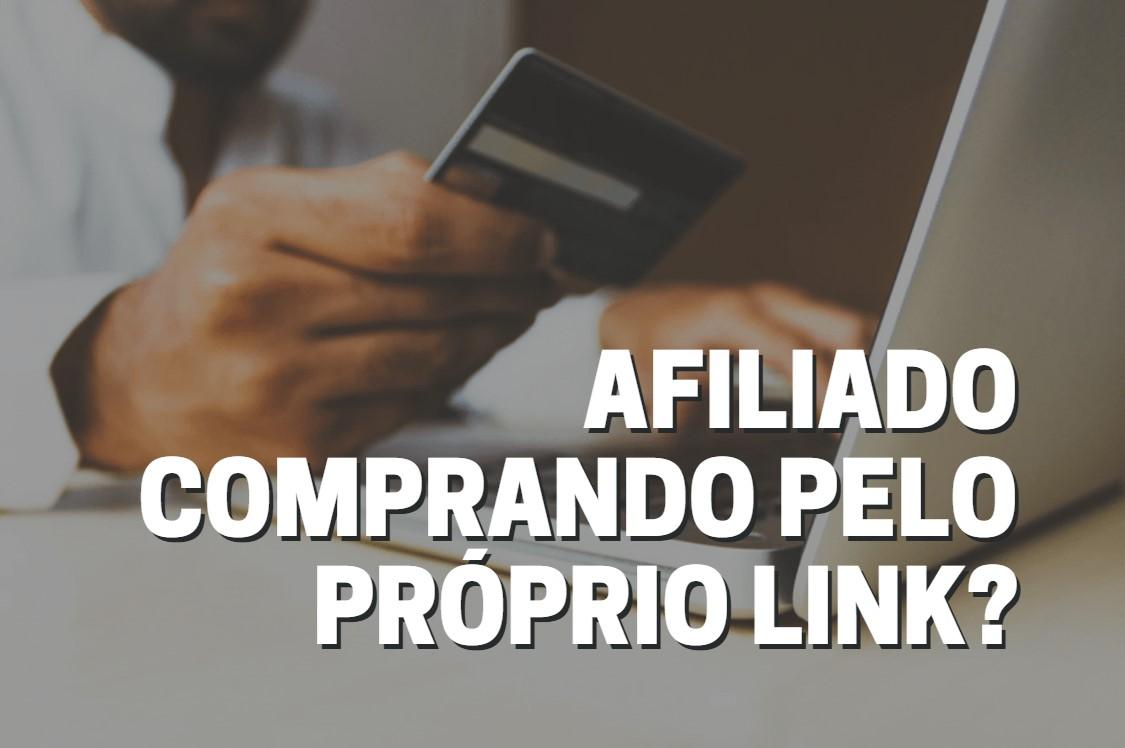 Afiliado recebe comissão se comprar no cartão de crédito pelo próprio link Eduzz?