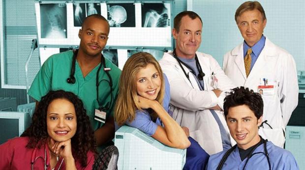 séries médicas