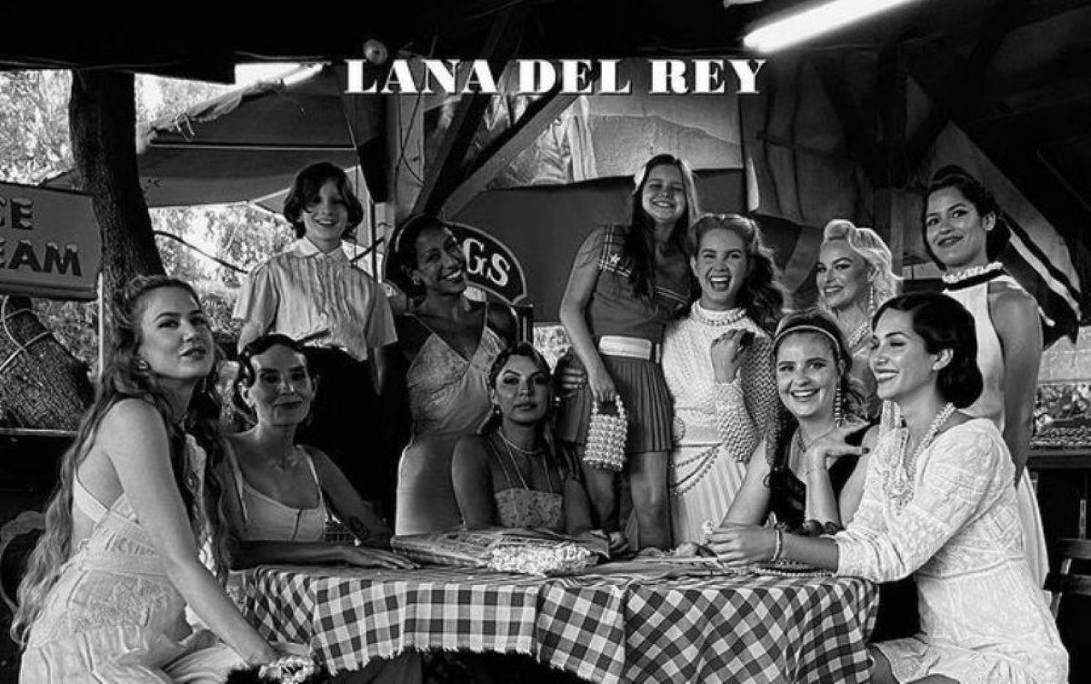 'Chemtrails Over The Country Club': a nova roupagem para Lana Del Rey