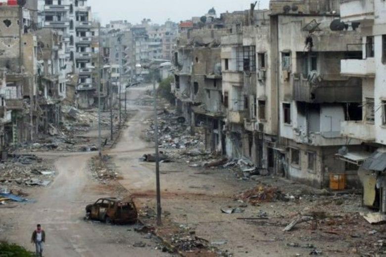 Guerra civil da Síria