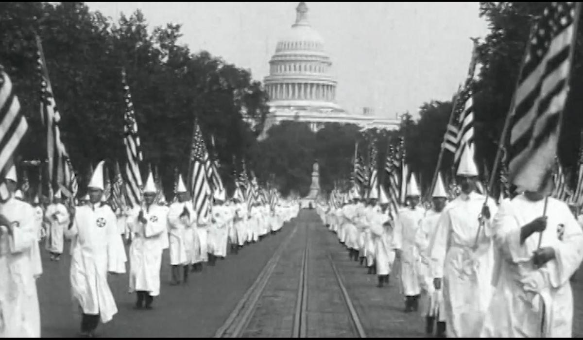 Marcha da Ku Klux Klan