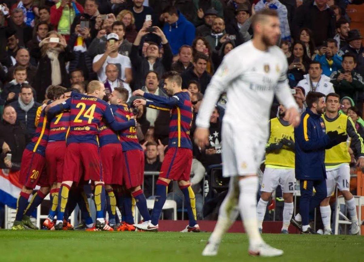 'El Clásico': os 5 melhores jogos entre Real Madrid e Barcelona
