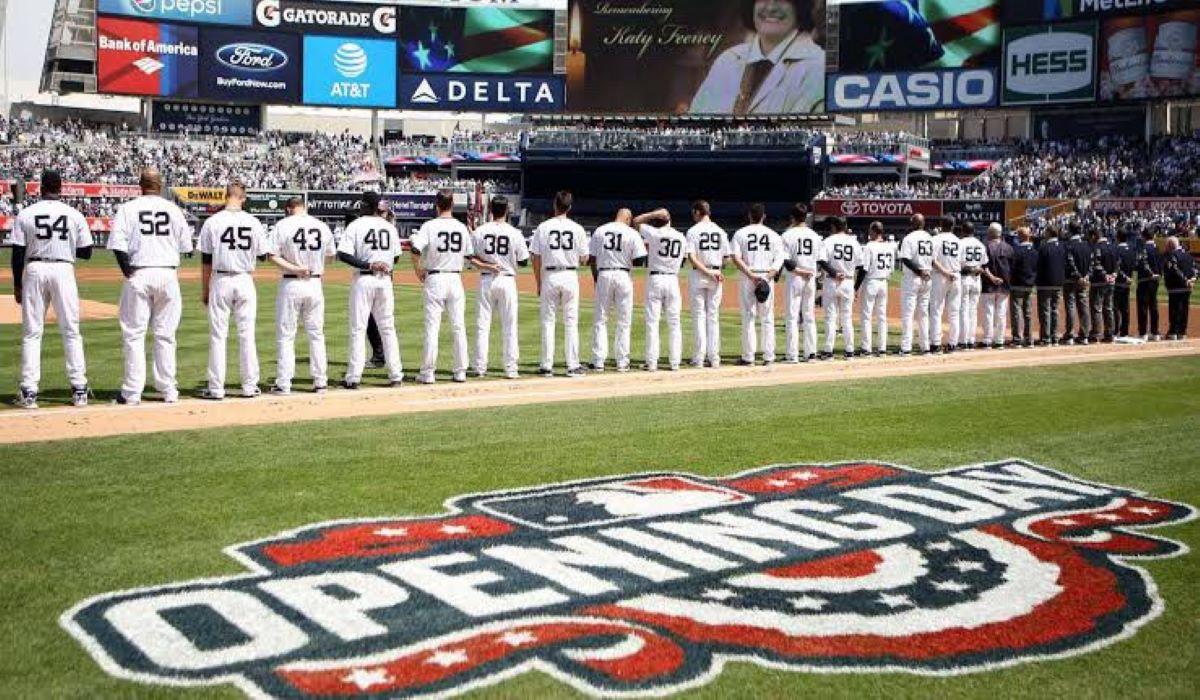 Beisebol: o dia chegou, é finalmente Opening Day