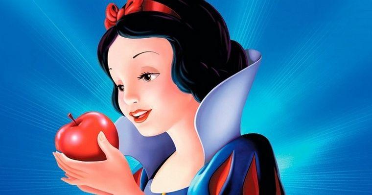 Branca de Neve e os Sete Anões marca o início das produções sobre princesas da Disney.