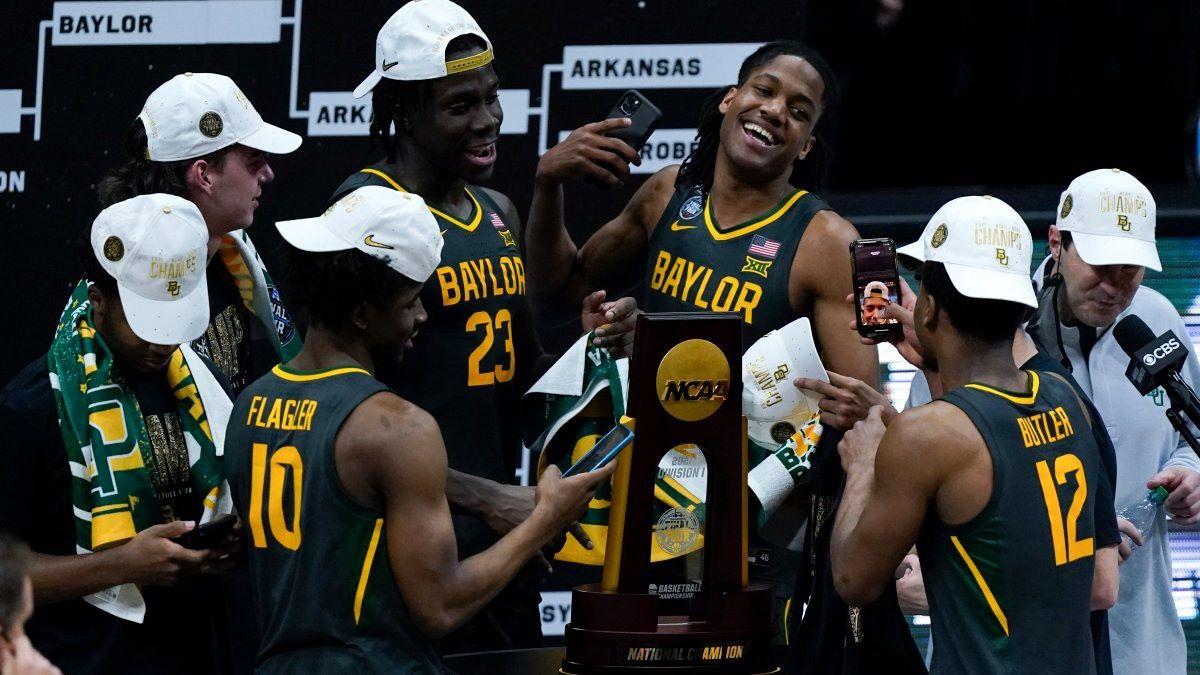 NCAA March Madness: pela primeira vez, Baylor é campeão nacional