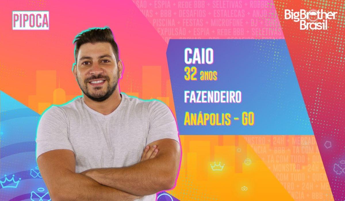 BBB21 Caio