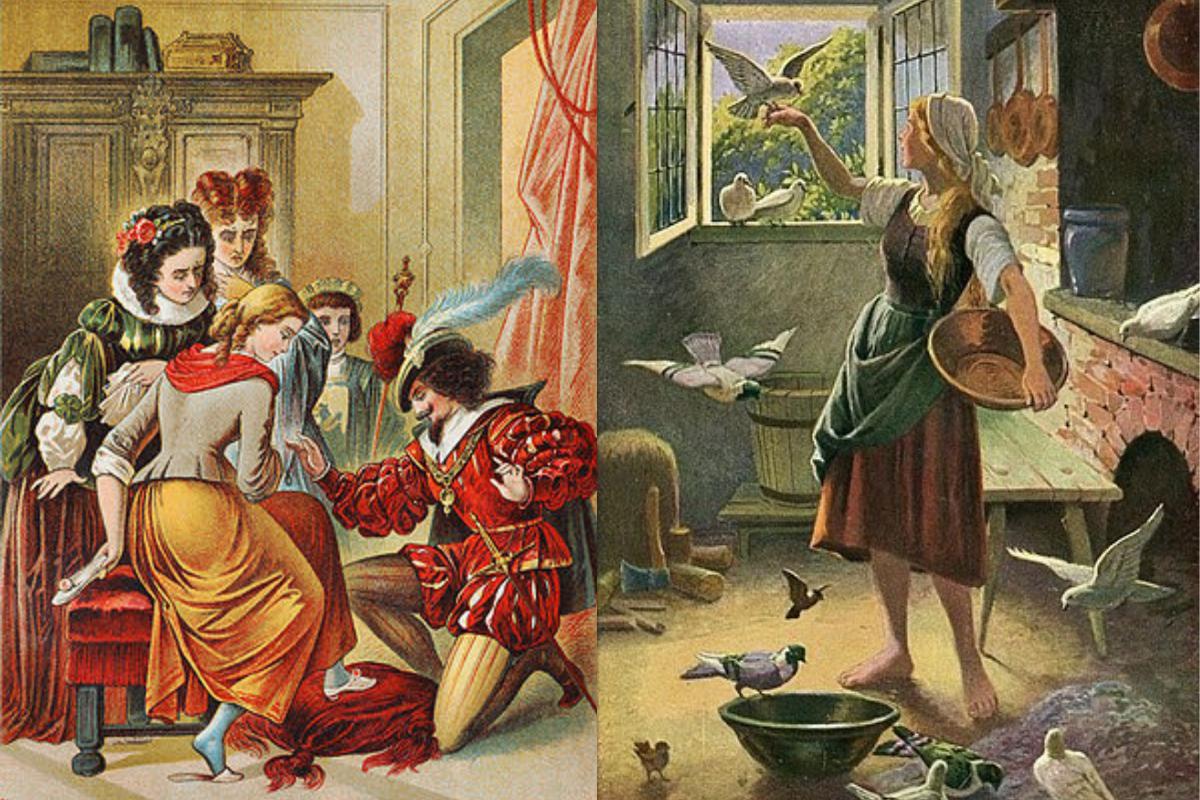 Cinderela ou Gata Borralheira é um conto de fadas frances.
