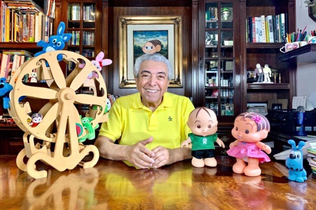 Mauricio de Sousa: conheça cinco curiosidades sobre o cartunista