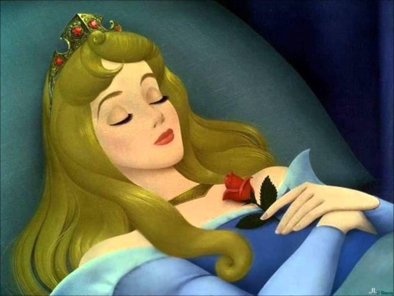 Aurora é a princesa protagonista de A Bela Adormecida (1959).