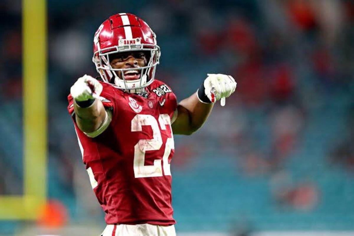 NFL Draft: conheça a estrela Najee Harris, RB1