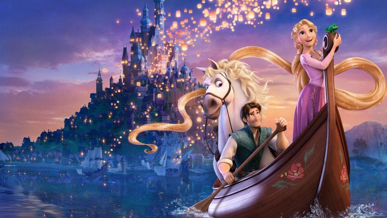 Rapunzel é a décima princesa da Disney e protagonista de Enrolados (2010).