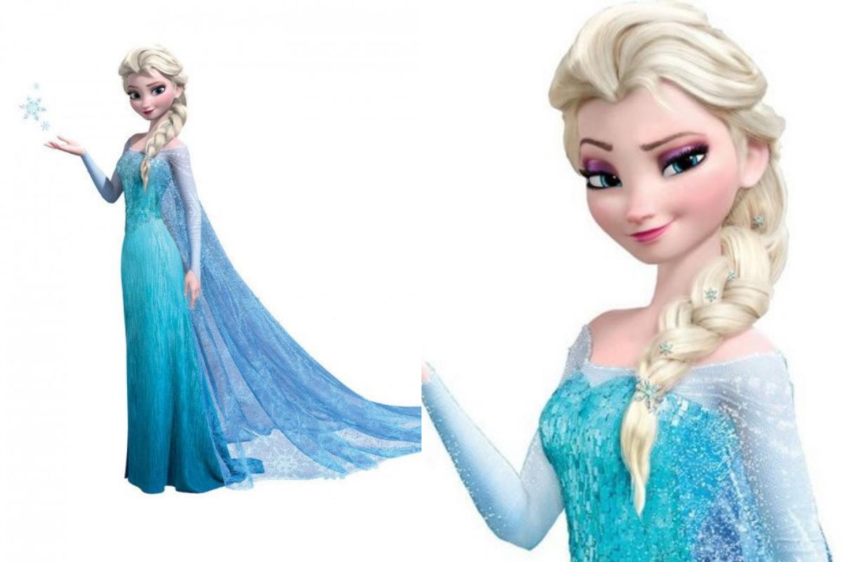 A princesa Elsa é a protagonista mais velha da Disney.