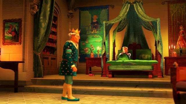 Shrek 2 história