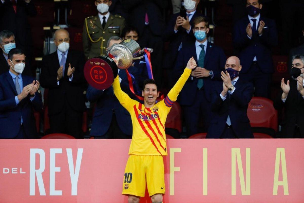 Barcelona conquista a Copa do Rei pela 31ª vez em sua história