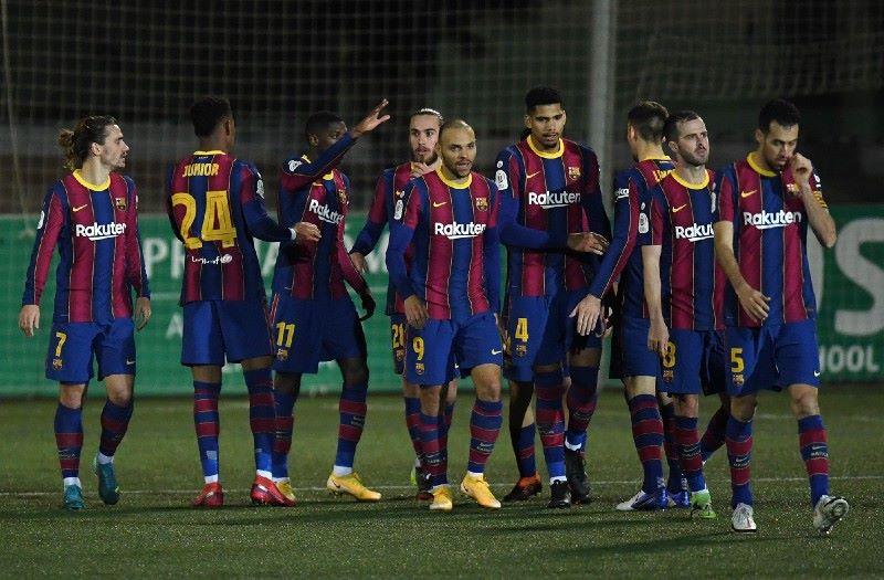 Equipe do Barcelona