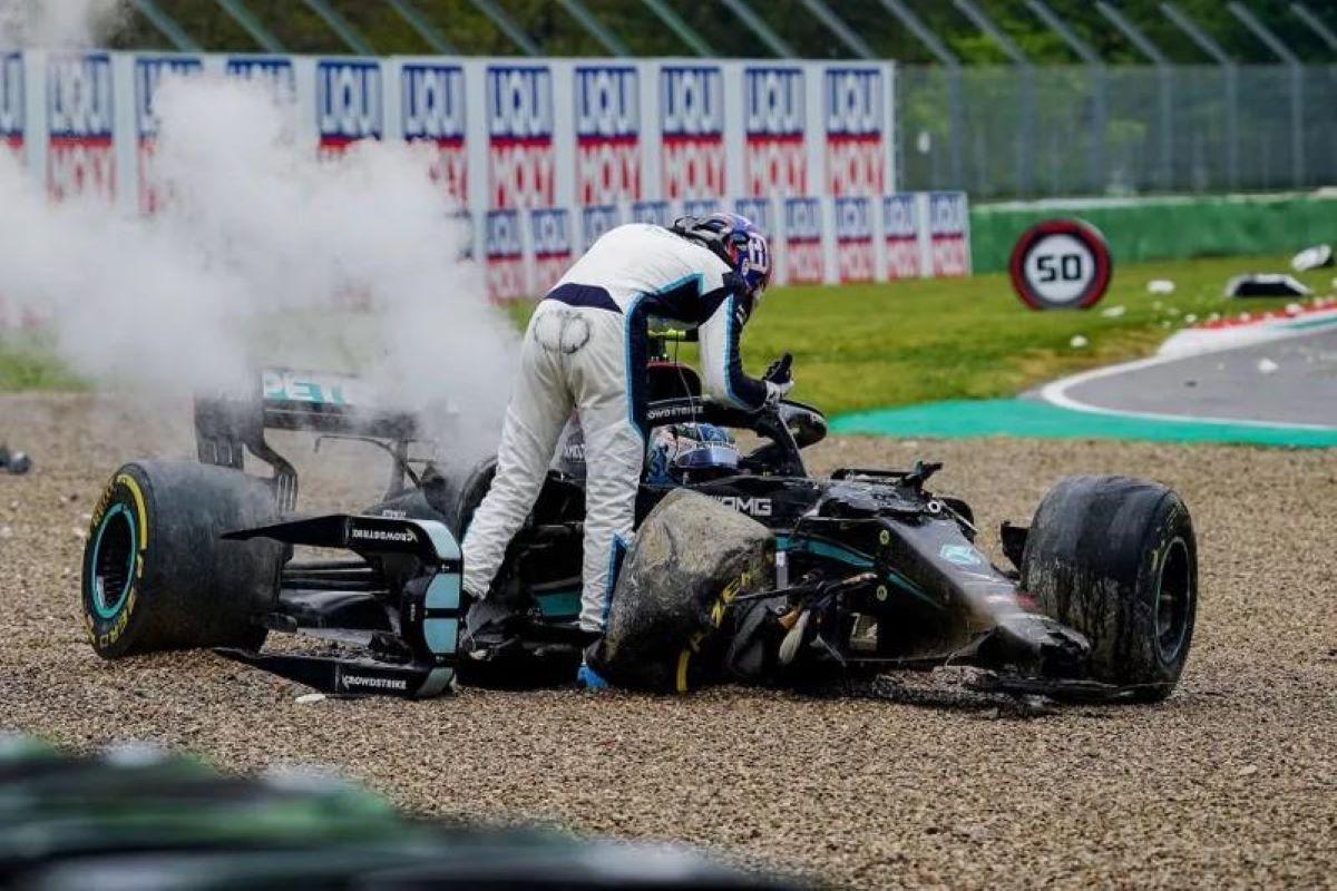 GP da Emilia Romagna: a incrível e caótica corrida em Ímola