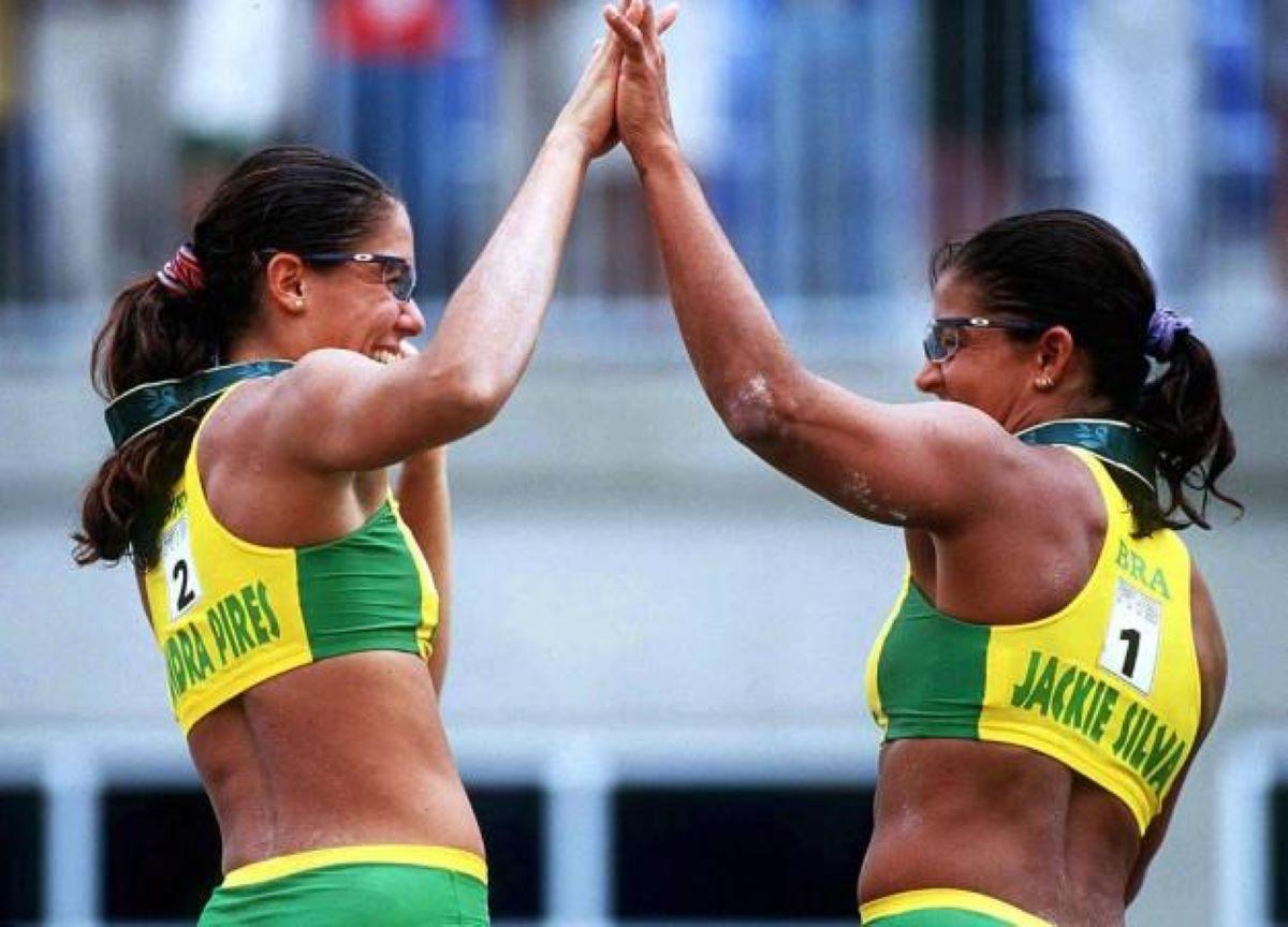 Sandra Pires e Jacqueline Silva