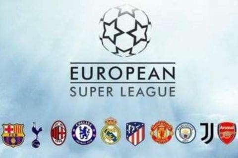superliga europeia