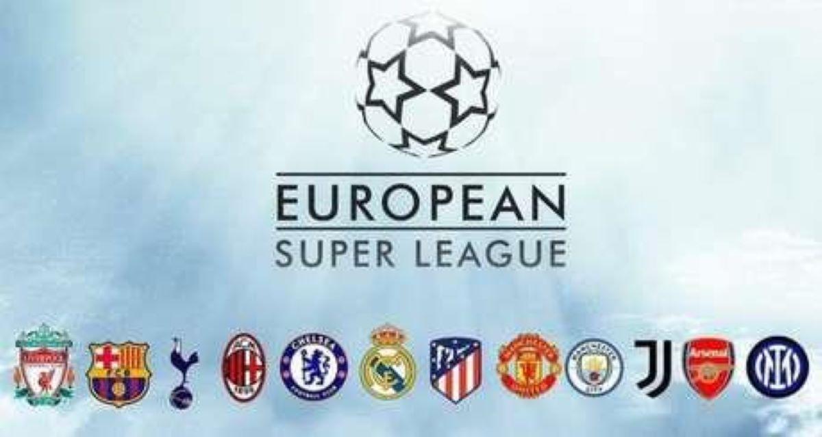Conheça as consequências de uma possível Superliga Europeia