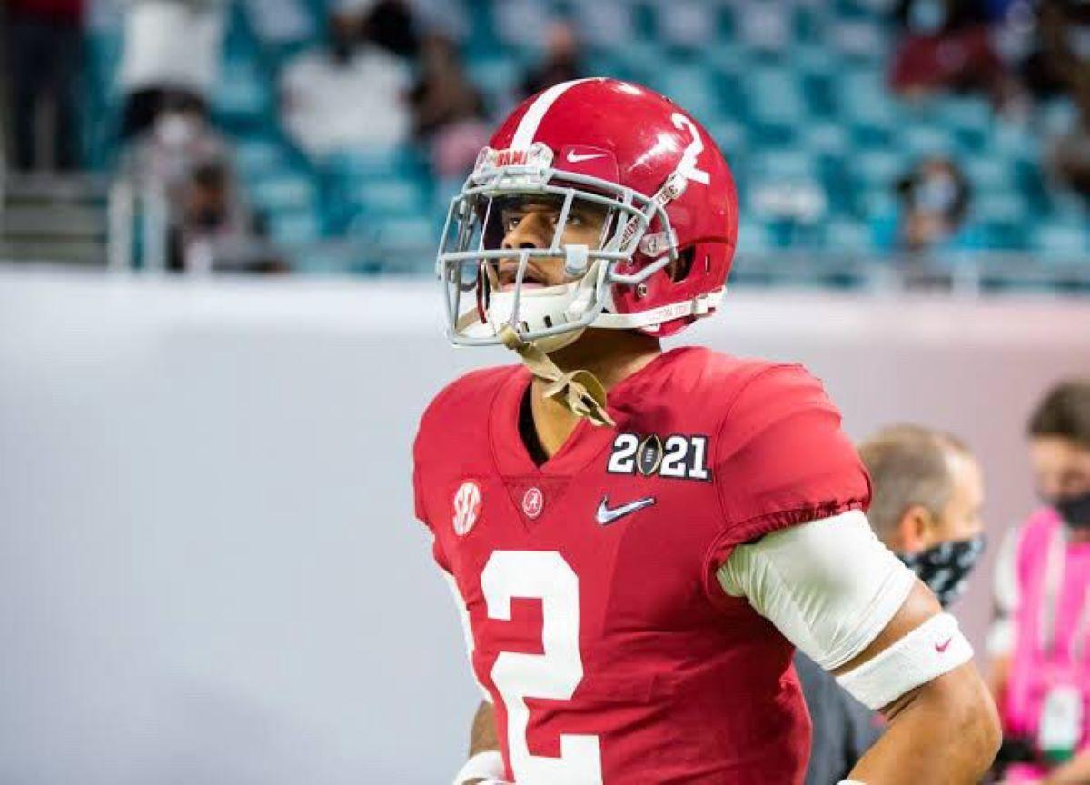 NFL Draft: Patrick Surtain II, saiba tudo sobre o Cornerback