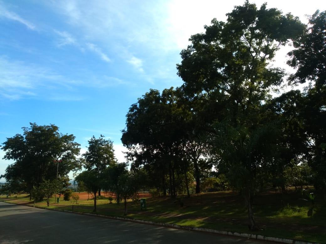 Fiscalização de parques na capital goiana durante a 2ª onda de Covid-19
