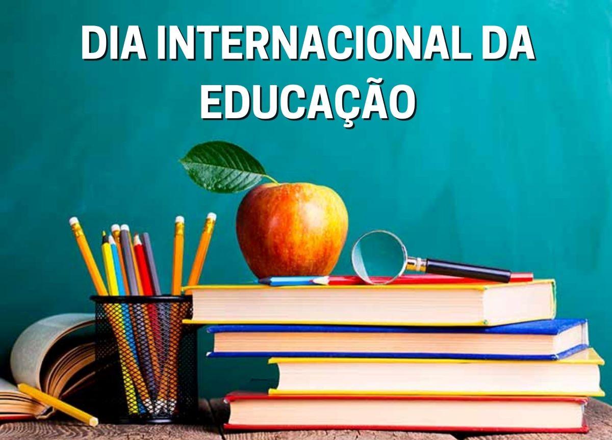 Dia Internacional da Educação: desafios da Educação em tempos de pandemia