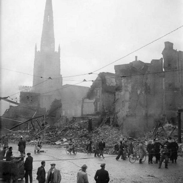 bombardeios Segunda Guerra Mundial