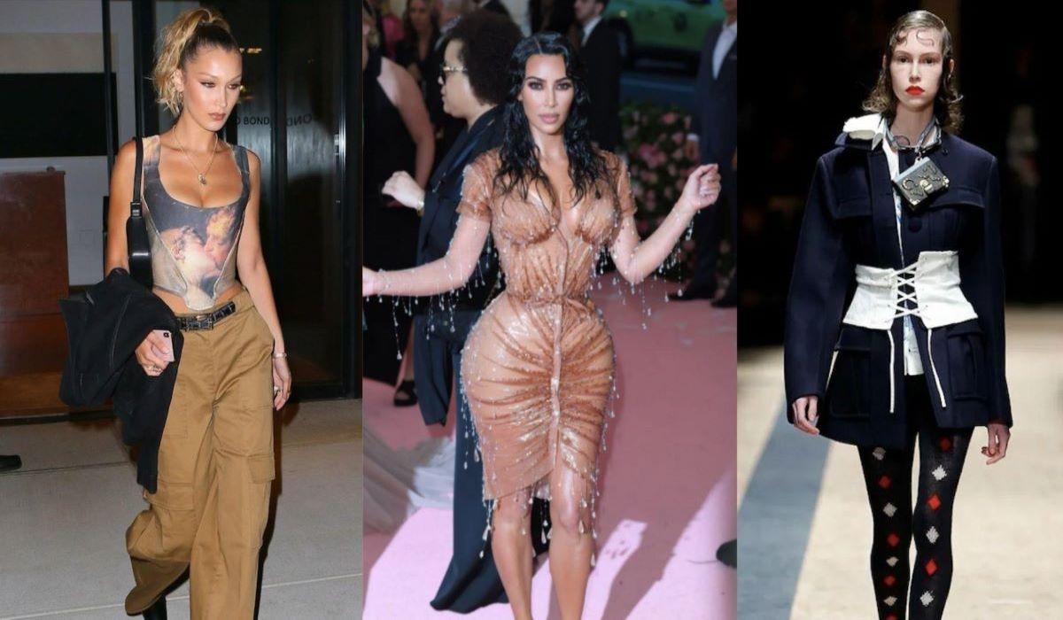 Entenda qual foi a importância do espartilho na história da moda