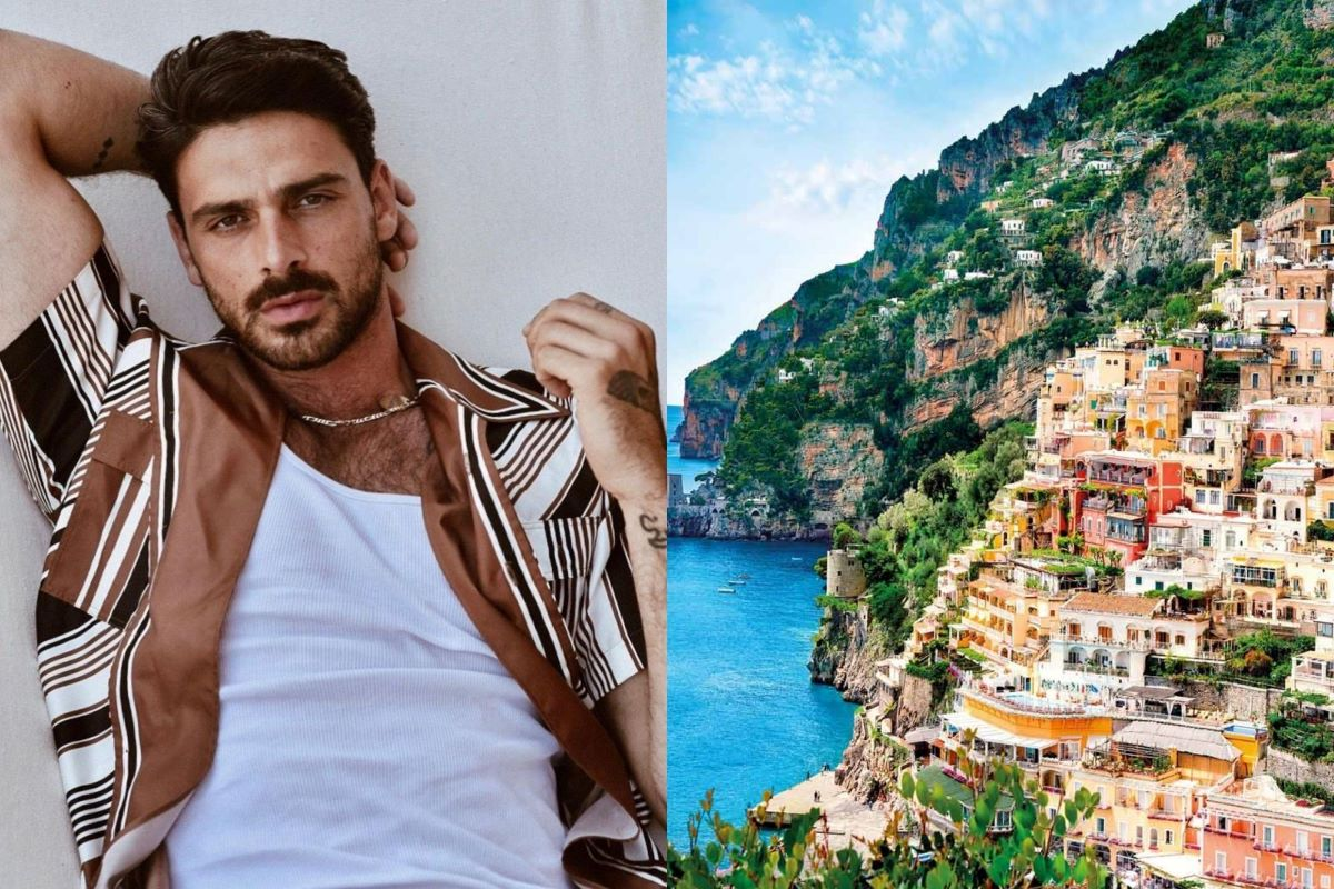 "Michele Morrone fala sobre a Costa Amalfitana: ""lugar incrível"""