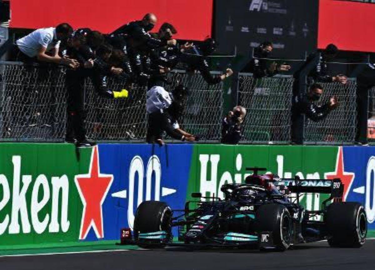 GP de Portugal: Hamilton garante a segunda vitória da temporada