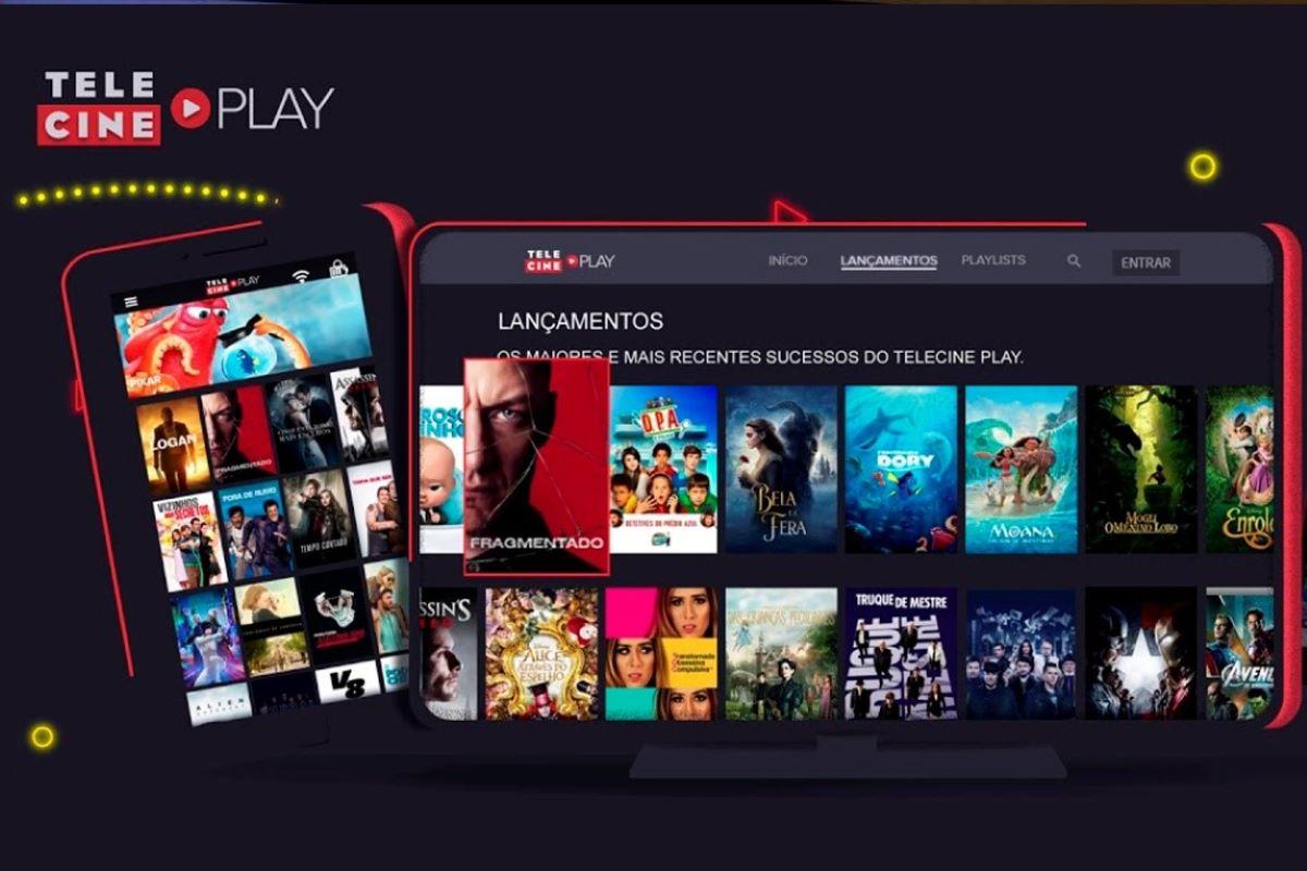 Telecine Play promete balançar o mercado de streaming; veja os valores!