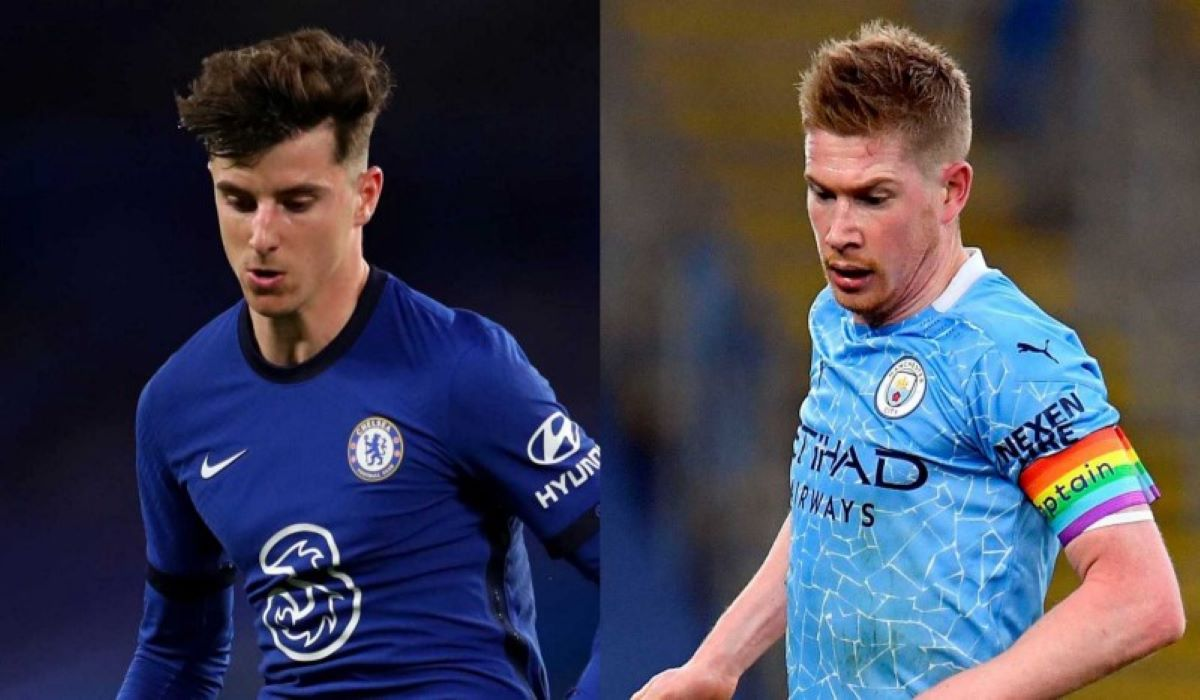 Manchester City x Chelsea: a final da Champions League está definida