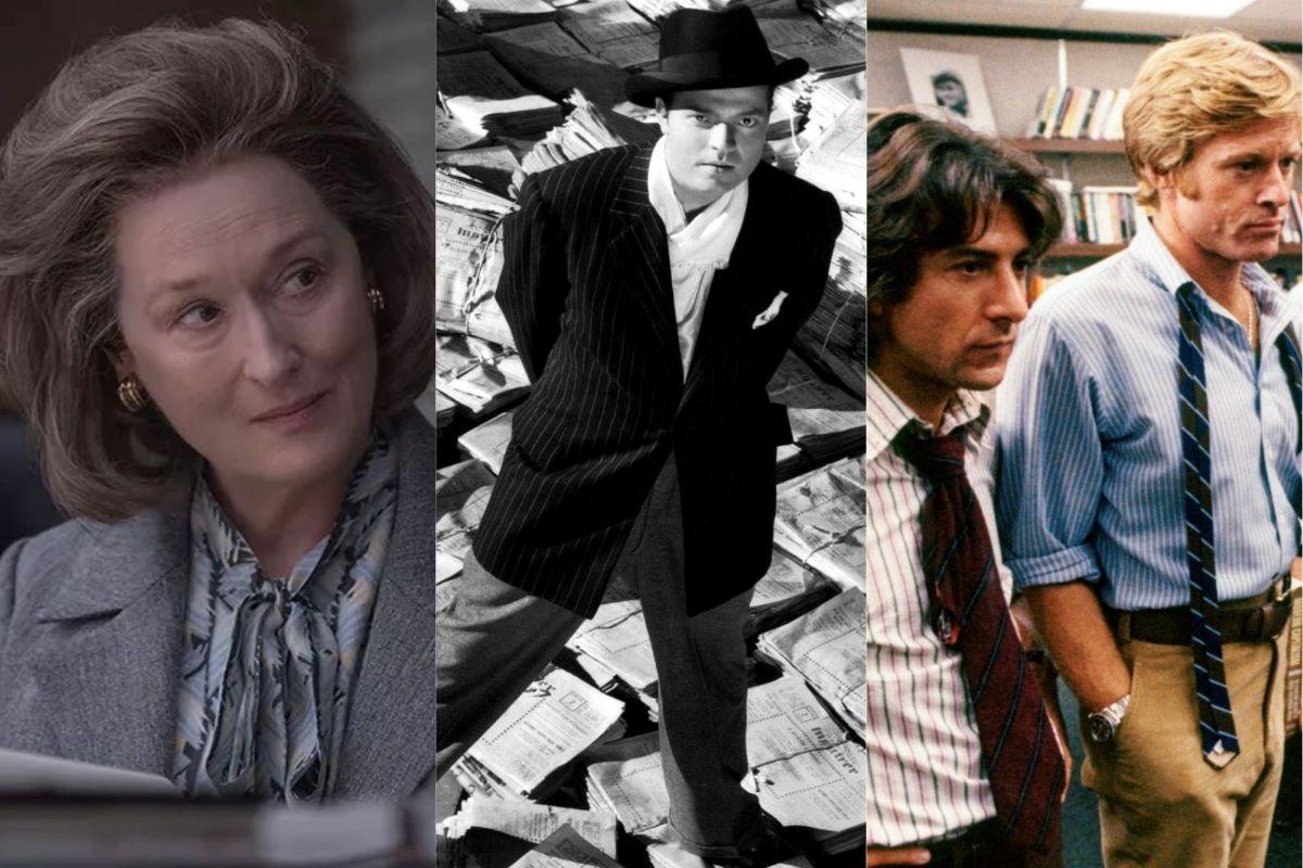 8 filmes que todo estudante de Jornalismo deveria assistir