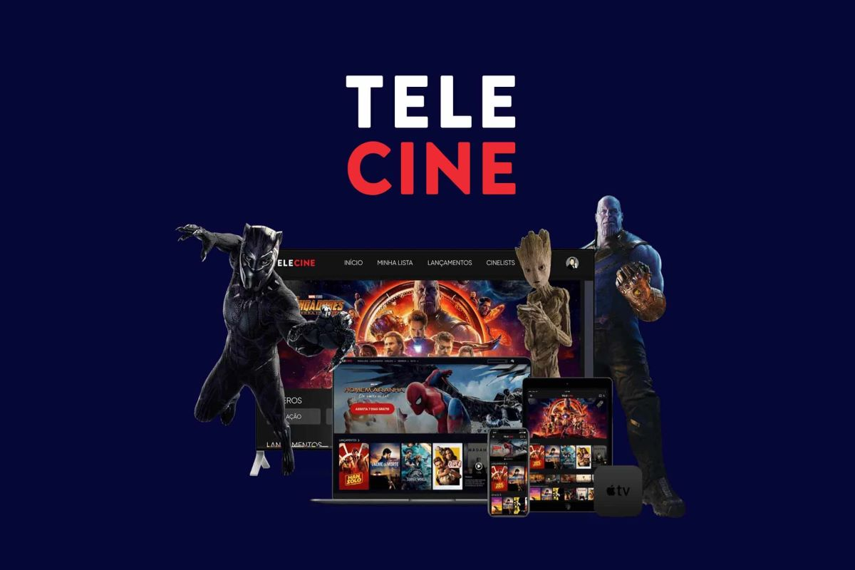 Veja qual é a diferença entre Telecine Play e Telecine On Demand