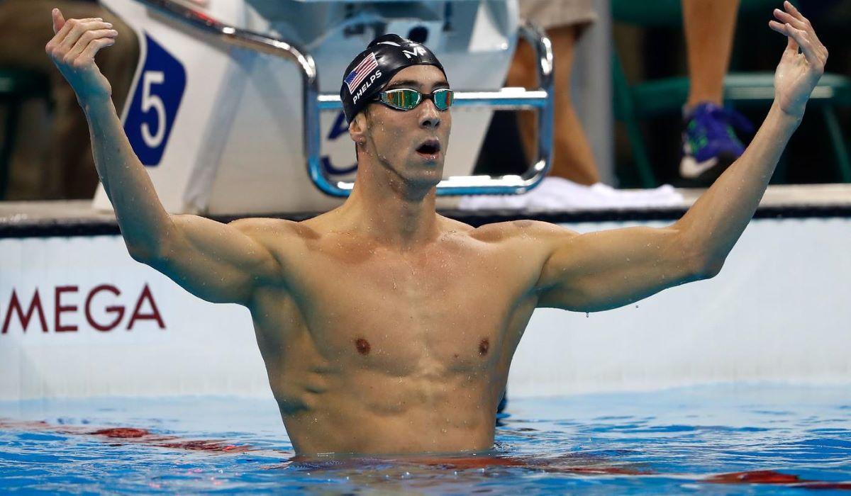 phelps olimpíadas