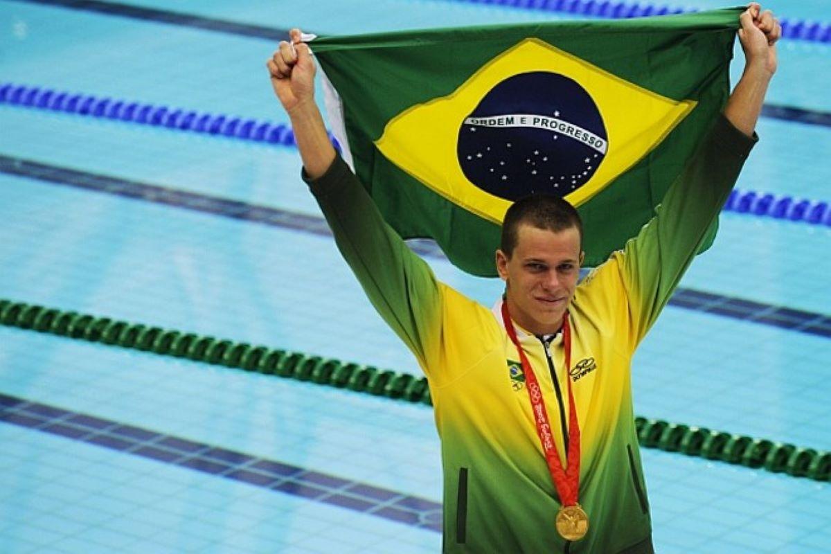 Olimpíadas: Conheça os cinco maiores atletas brasileiros
