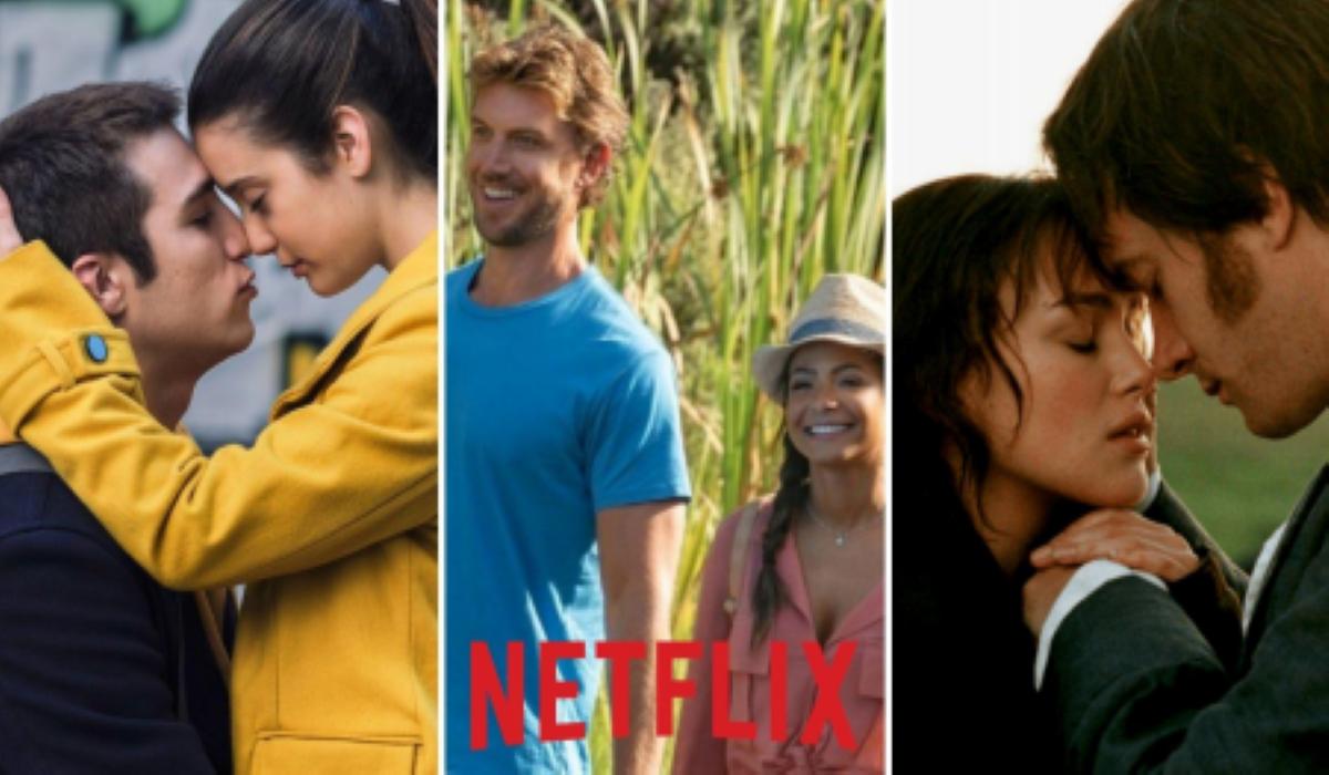 Dia dos Namorados: Dez filmes na Netflix para assistir na data