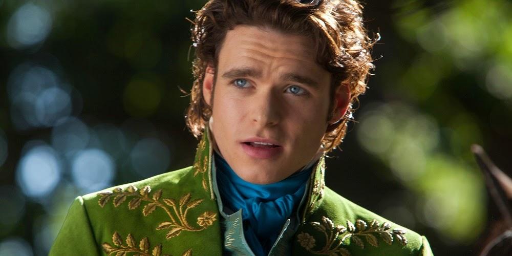 Assim como outros príncipes da Disney, o Príncipe Encantado ganhou uma versão live-action.