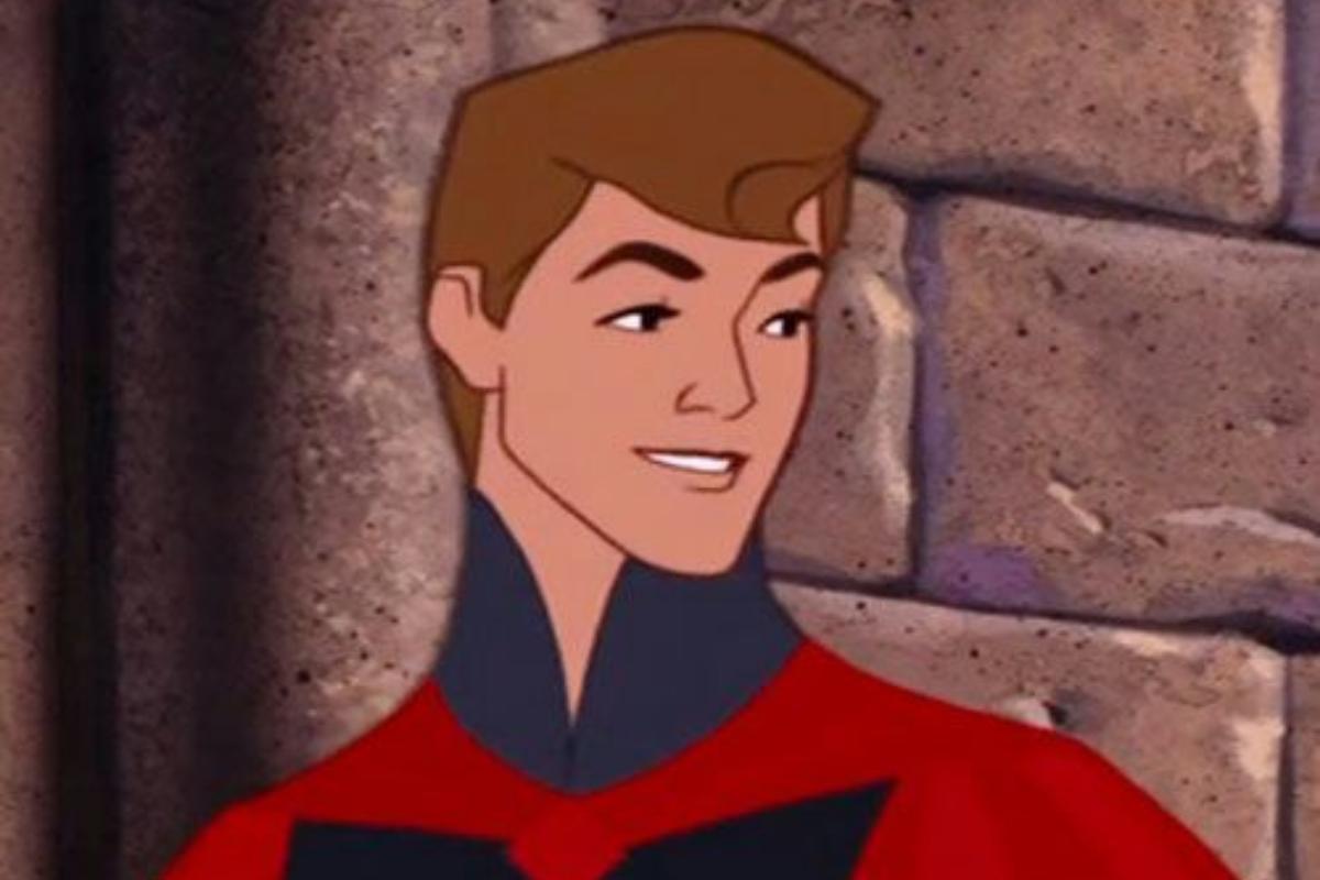 Príncipe Phillp é um dos príncipes da Disney.