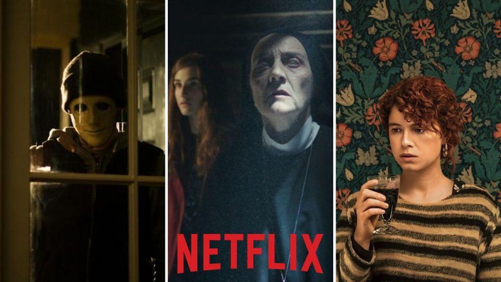 Confira uma lista dos melhores filmes de terror na plataforma da Netflix.