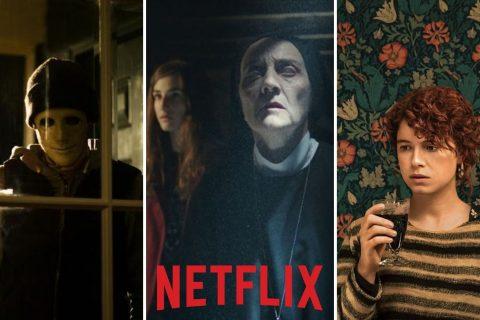 Confira uma lista dos melhores filmes de terror na Netflix