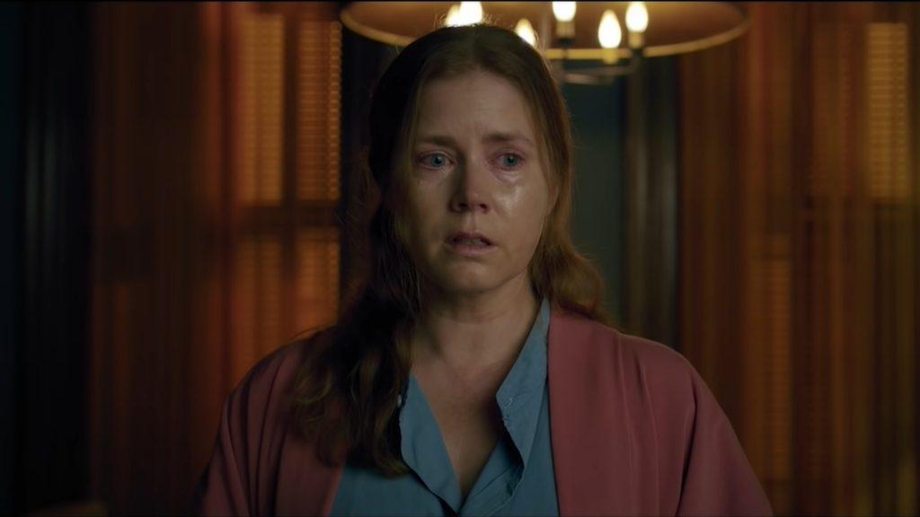 Saiba mais sobre o novo filme de suspense da Netflix com a Amy Adams.
