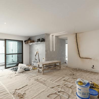 construção de condomínios
