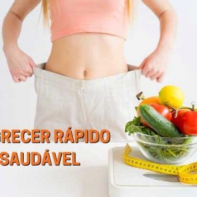 emagrecer rápido saudável