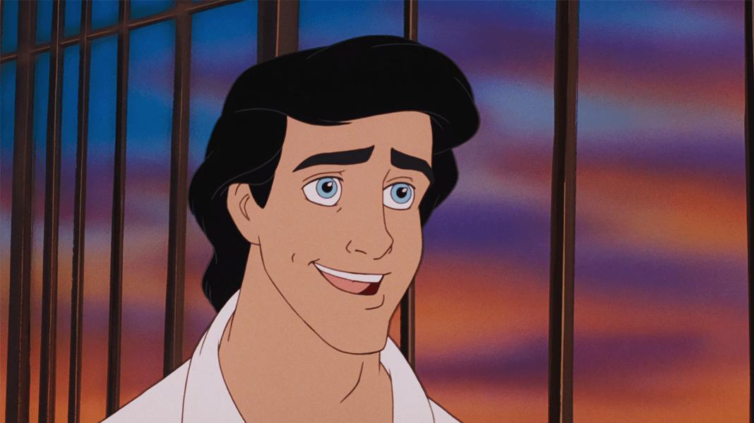 Eric é o quarto príncipe da Disney.