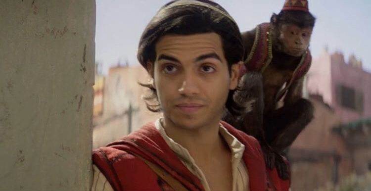 Aladdin é o único dos príncipes da Disney com um live-action próprio.