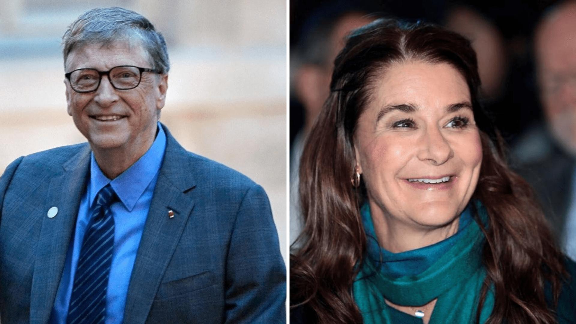 bill e melinda gates - divórcio e traição